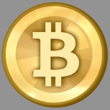 Bitcoin Logo aka BTC