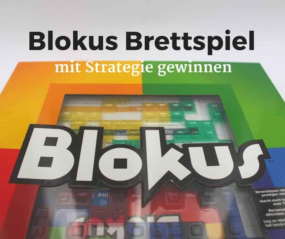 Blokus Brettspiel mit Strategie gewinnen - Tipps für Kids