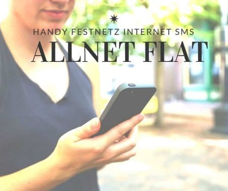 Was ist eine Allnet Flat?
