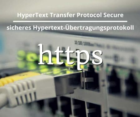 HyperText Transfer Protocol Secure