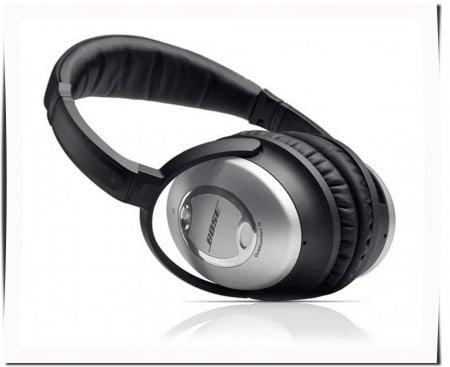 Bose Quietcomfort 15 als Noise Cancelling Kopfhörer