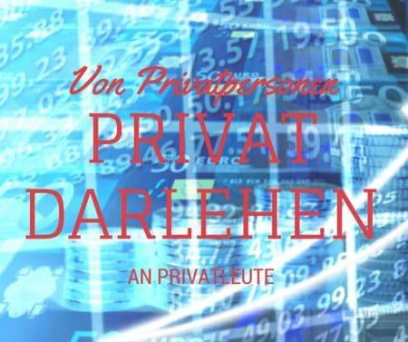 Privatdarlehen