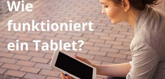Wie funktioniert ein Tablet? Kleine Supercomputer die Gesten erkennen und den PC-Markt revolutionieren
