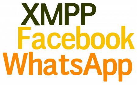 XMPP bei WhatsApp und Facebook